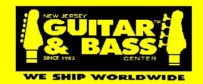 New Jersey Guitar and Bass Center